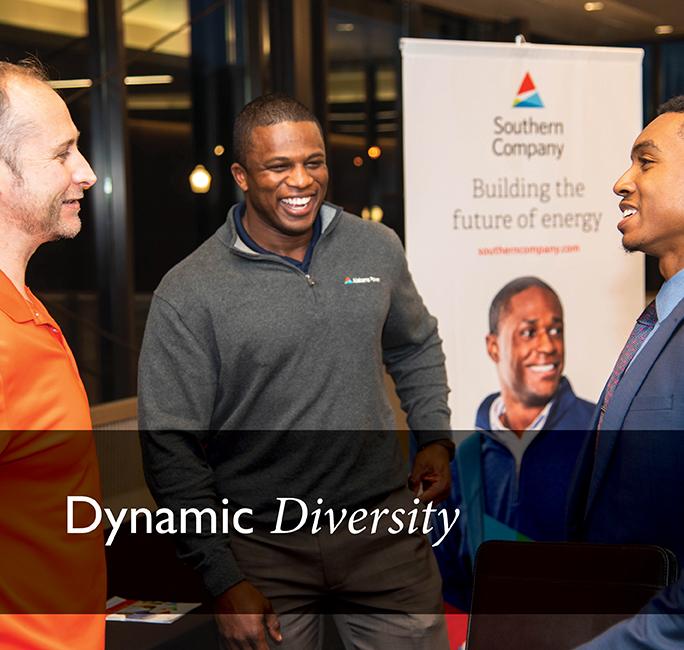 Dynamic Diversity