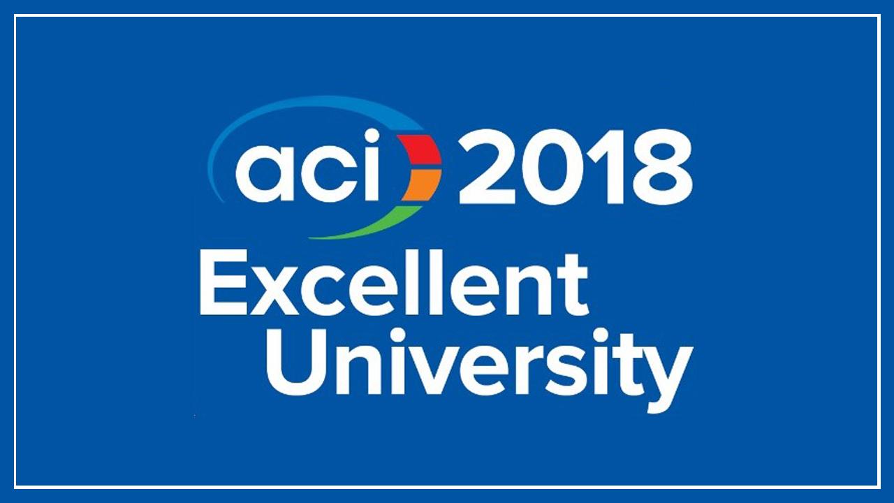 ACI Excellent Logo